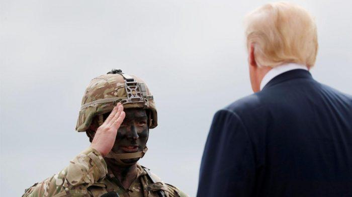 Trump ordena la retirada de todas las tropas de EE UU en el norte de Siria