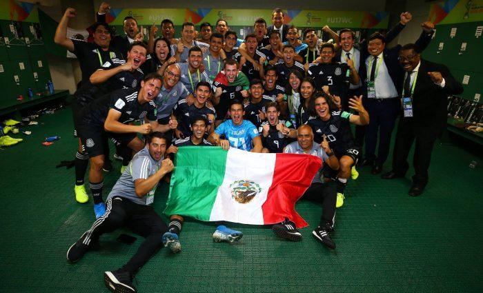 El paradójico éxito de los futbolistas adolescentes de México