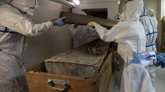 El misterio de los restos de Montaigne