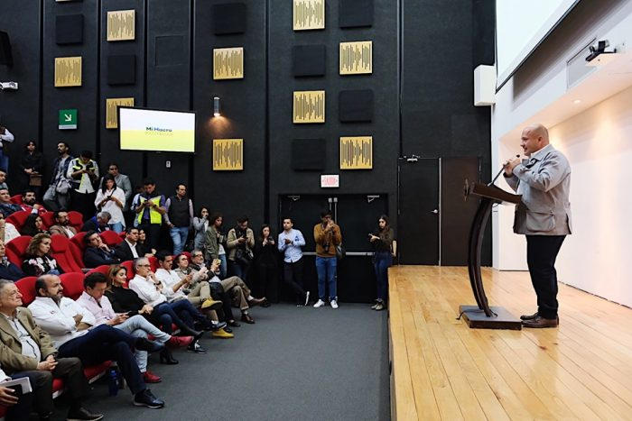 ENCABEZA GOBERNADOR ENRIQUE ALFARO ARRANQUE DE OBRAS DE MI MACRO PERIFÉRICO, EL PROYECTO DE TRANSPORTE PÚBLICO MASIVO MÁS GRANDE DEL PAÍS