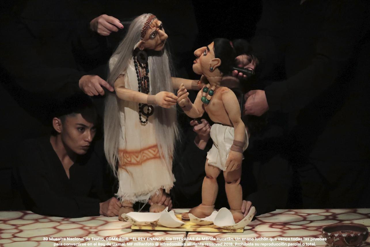 DOMINGO DE LEYENDA: EL ENANO UXMAL (MÉRIDA)