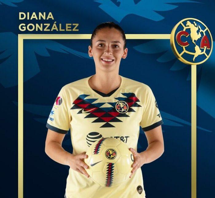 Muere la futbolista Diana González, campeona con América Femenil