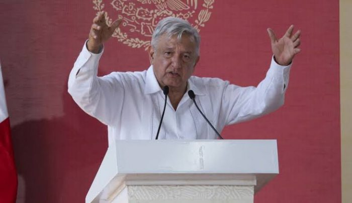 AMLO se compromete a que el exgobernador Mario Villanueva quedará en libertad