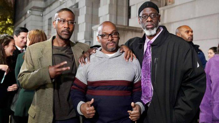 La justicia llega tarde para Los Tres de Baltimore