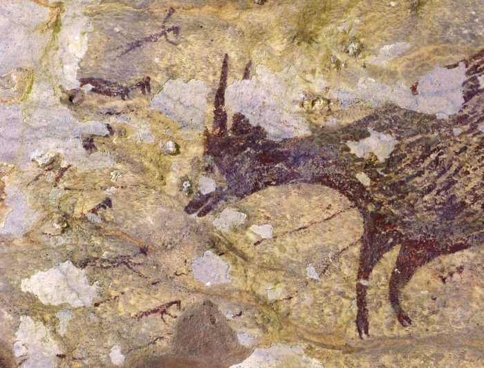 Descubierta la obra de arte más antigua