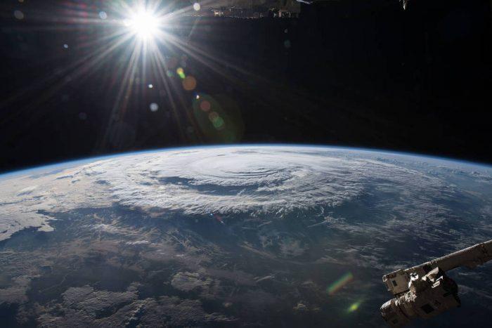 Cómo se llenó de oxígeno la atmósfera de la Tierra