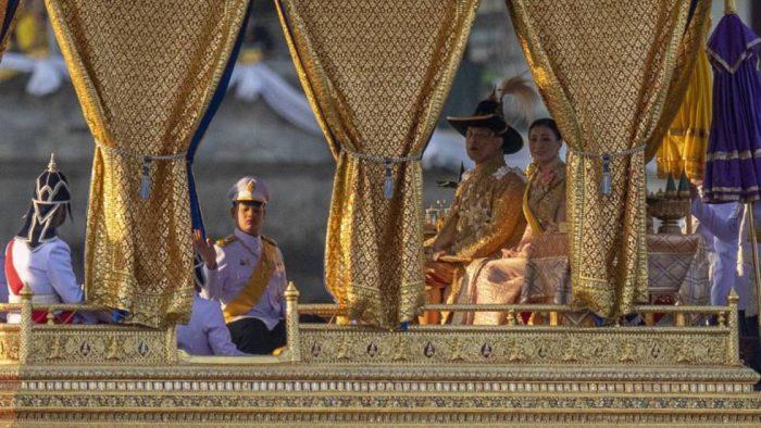 Vajiralongkorn: rey de Tailandia y del escándalo