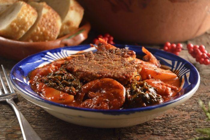 Prepara estos deliciosos Romeritos para la Cena Navideña ¡¡¡