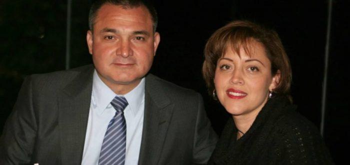 Esposa y hermana de García Luna, en la mira de la UIF