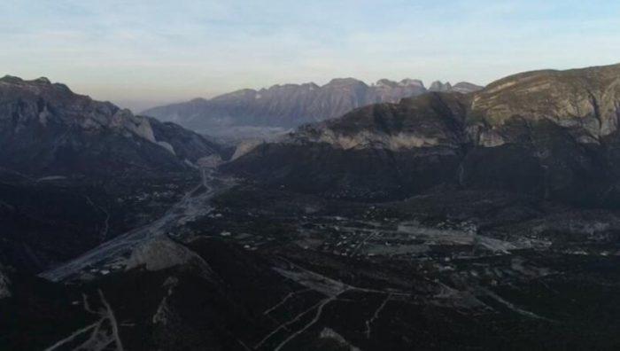 Denuncian ecocidio con desarrollo de viviendas en la Huasteca de Monterrey