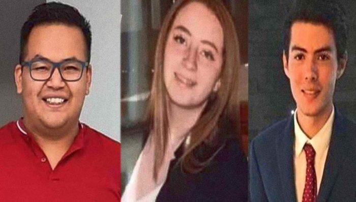 Desaparecen tres jóvenes en Veracruz.