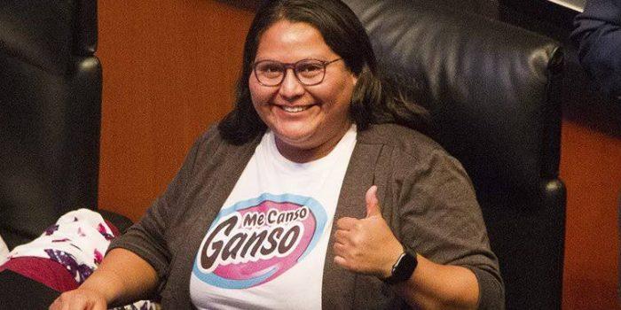 """""""Dar a Teletón como financiar al narco"""", así se expresa senadora de Morena"""