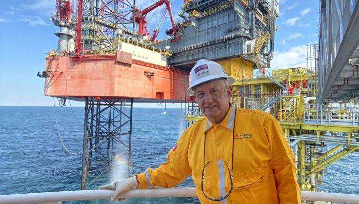 El desencuentro de López Obrador con las petroleras privadas pone en riesgo el futuro de Pemex