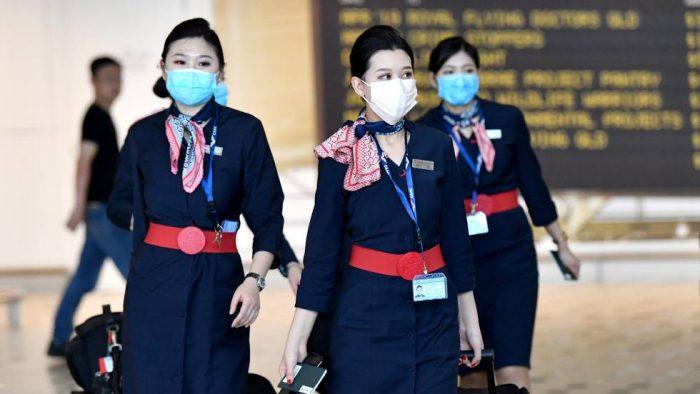 Iberia cancela temporalmente sus vuelos a Shanghái por la crisis del coronavirus