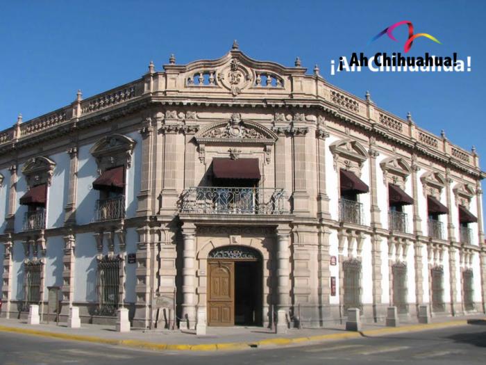 DOMINGO DE LEYENDA: LOS FANTASMAS DE LA CASONA (CHIHUAHUA)