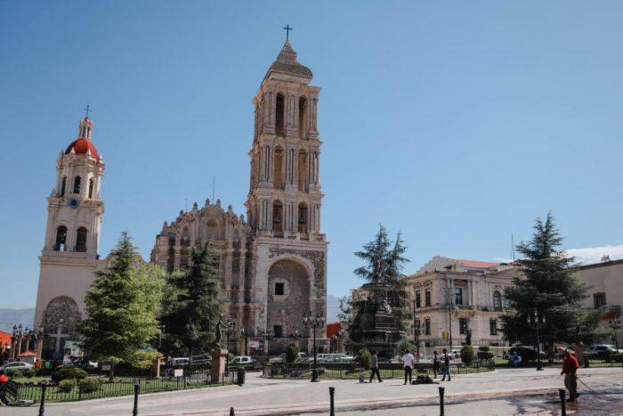Continúan recorridos guiados por el Centro Histórico de Saltillo