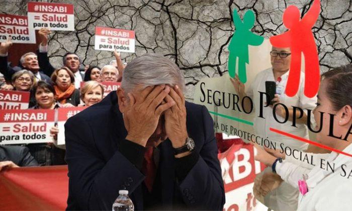 Insabi:La gran apuesta de López Obrador en Salud genera dudas sobre su viabilidad