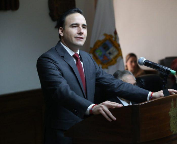 Manolo Jiménez, en el top 10 de alcaldes de México: Mitofsky