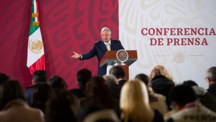 """Revela AMLO posible caso de coronavirus """"en observación"""" en Tamaulipas"""