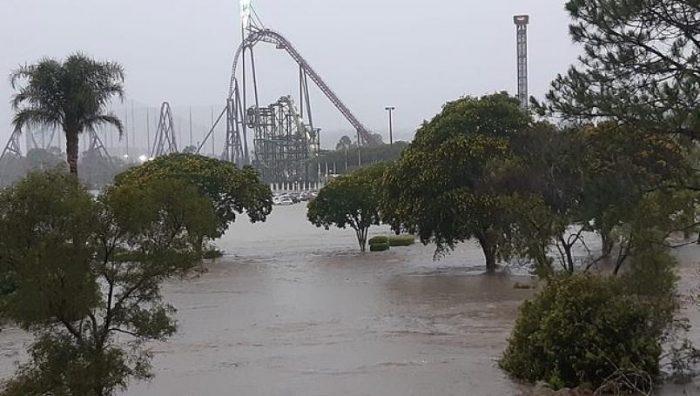 Súper tormenta apaga incendios en Australia... y amenaza la vida de cientos con inundaciones