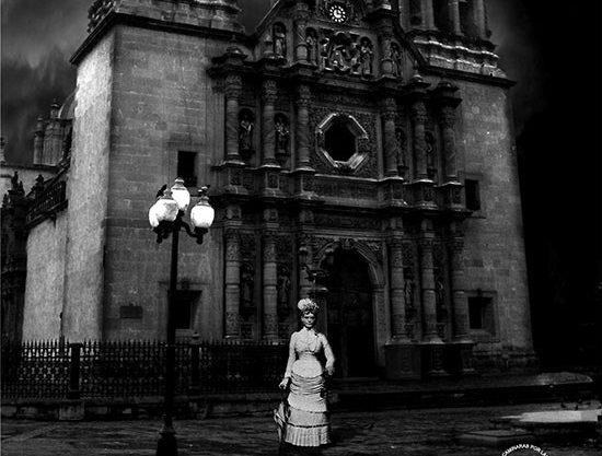 DOMINGO DE LEYENDA: LA DAMA ELEGANTE (CHIHUAHUA)