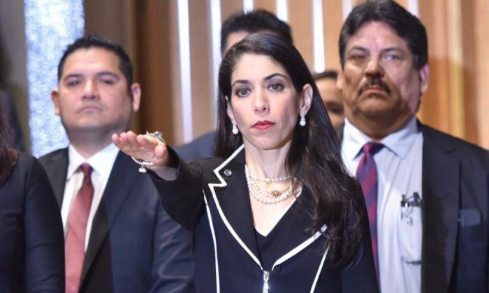 Fiscal de Veracruz admite ser prima hermana de operadora de Los Zetas