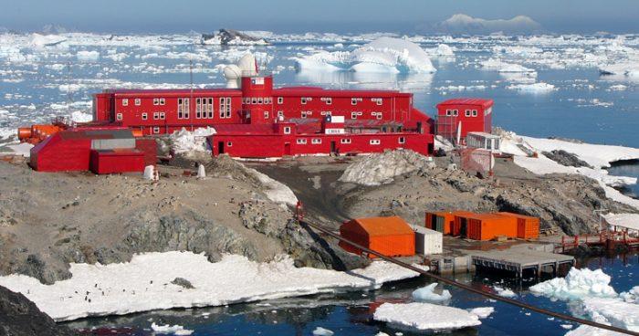 Antártida tendrá su primera universidad y enfocará en el derretimiento de hielo