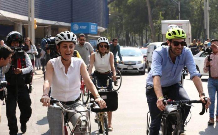 Gobierno de CDMX compró bicis en 29 mil pesos cada una.