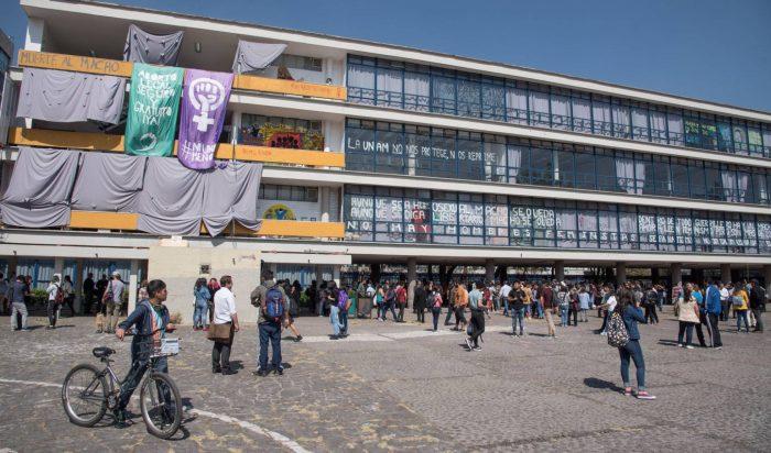 La violencia de género sacude a la mayor universidad de América Latina