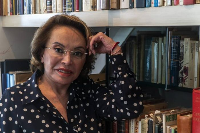 """Elba Esther Gordillo: """"Pienso hablar, opinar y actuar en la vida de México"""""""