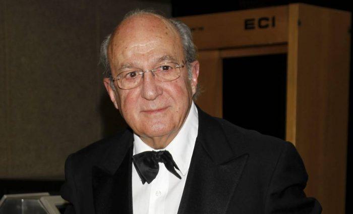 Muere Plácido Arango, fundador de Vips, a los 88 años