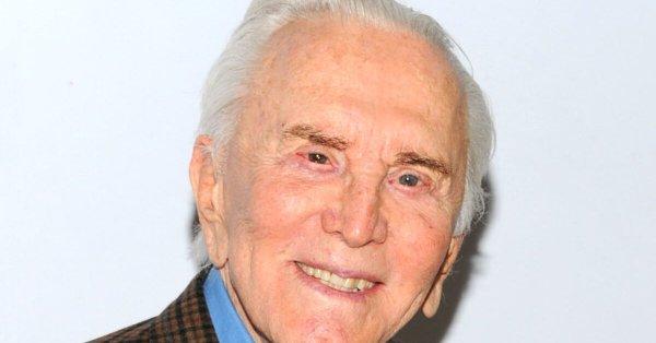 Muere Kirk Douglas, la última gran estrella del viejo Hollywood, a los 103 años