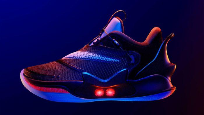 Nike perfecciona las zapatillas que se atan solas con las nuevas Adapt BB 2.0