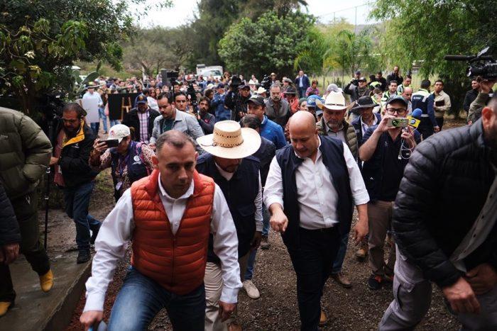 """Gobernador de Jalisco Enrique Alfaro """"Revive el Río Santiago"""""""