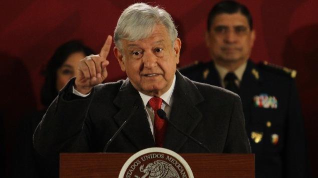 Le pido a las feministas, con todo respeto, que no nos pinten las puertas y las paredes: López Obrador