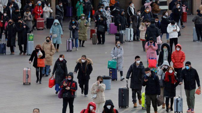 El coronavirus de Wuhan | Filipinas registra la primera muerte fuera de China