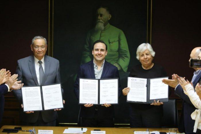 Estado y Municipio fortalecen Agenda Ambiental de Saltillo