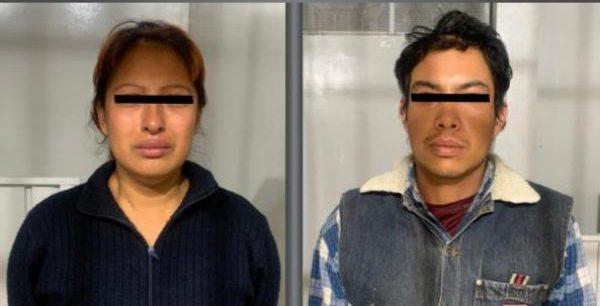 Mario Alberto y Giovana están detenidos por cohecho y no por el feminicidio de Fátima Cecilia