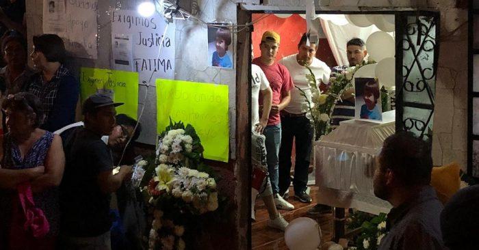 Fiscalía de CDMX descarta tráfico de órganos en el caso del asesinato de Fátima