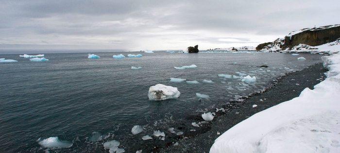 La Antártida registra una temperatura récord de 18,3 grados