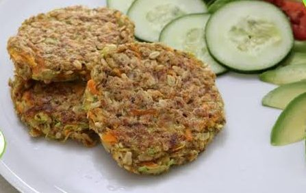 Receta Vegana: Tortitas de avena