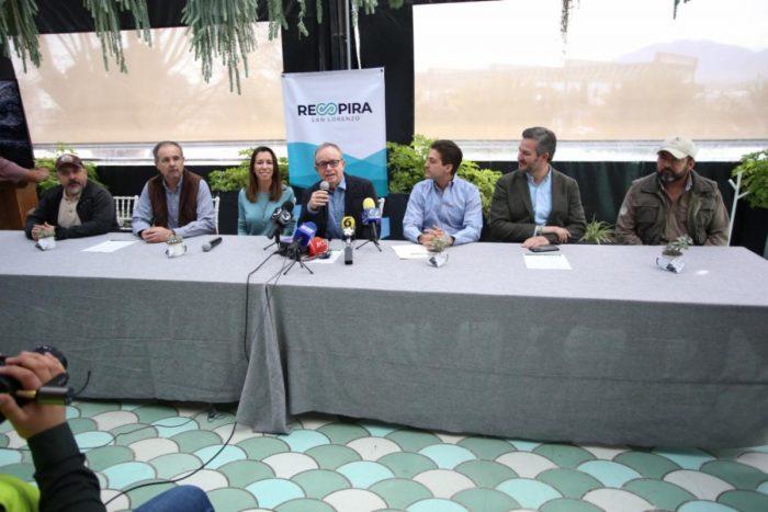 Se suma Municipio a la campaña Respira San Lorenzo