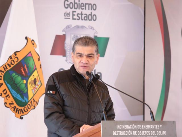 INVERTIRÁ COAHUILA MÁS DE MIL MILLONES DE PESOS EN SEGURIDAD EN 2020