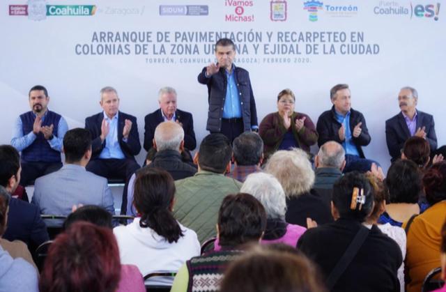 COAHUILA FORTALECE SU CRECIMIENTO CON INVERSIONES, INFRAESTRUCTURA, SEGURIDAD Y EMPLEOS: MARS