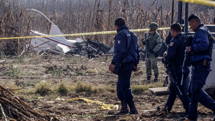 Helicóptero siniestrado con Alonso y Moreno Valle tuvo falla desde meses antes: SCT