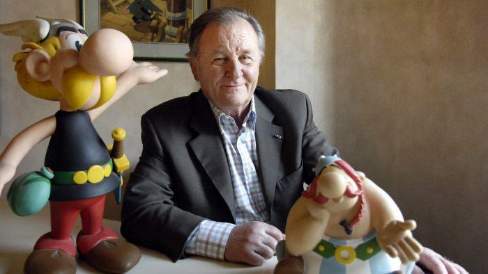 Muere Albert Uderzo, uno de los creadores de Astérix y Obélix