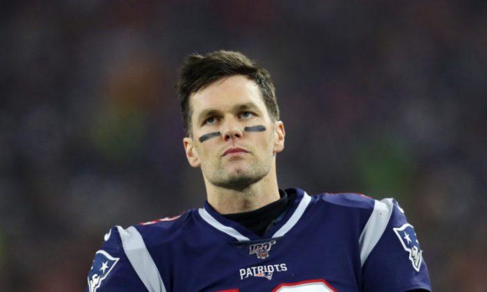 Tom Brady deja a los New England Patriots después de 20 años