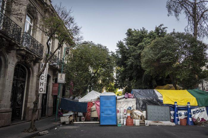 Millones de personas esperan lo más crudo de la epidemia hacinadas en asentamientos precarios en México