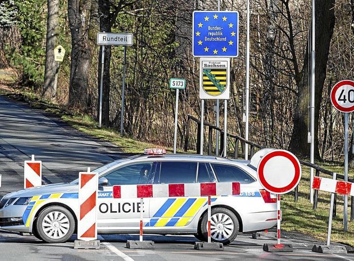 Alemania cierra sus fronteras con Francia, Austria, Suiza, Luxemburgo y Dinamarca por el coronavirus