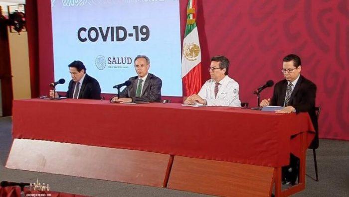 Muere la primera mujer por coronavirus en México; confirman 405 casos de contagio